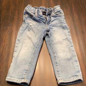 Distressed Boy Gap Jeans